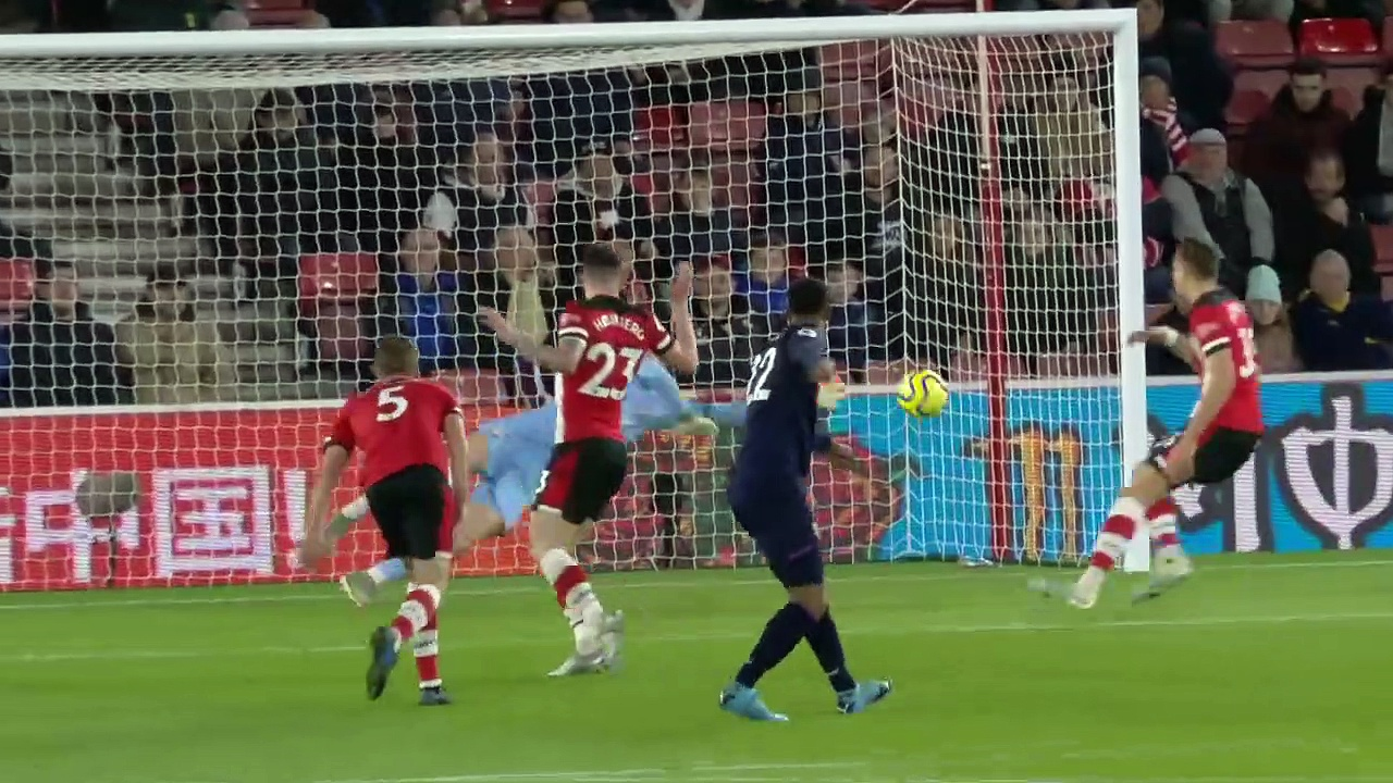 Southampton - West Ham (0-1) - Maç Özeti - Premier League 2019/20