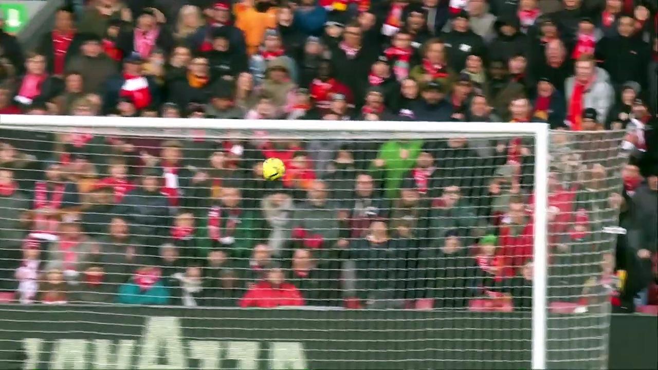 Liverpool - Watford (2-0) - Maç Özeti - Premier League 2019/20