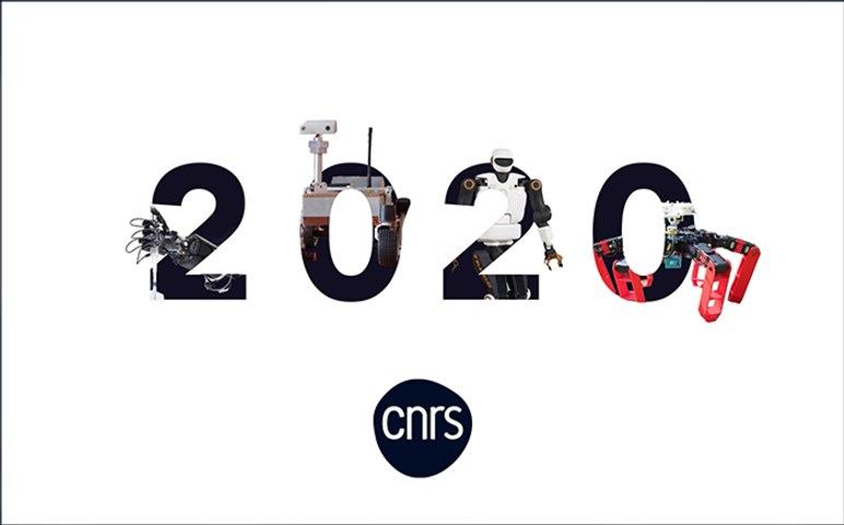 Le CNRS vous présente ses meilleurs voeux pour 2020