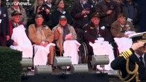 Hommages poignants pour les 75 ans de la bataille des Ardennes