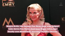 """Megyn Kelly would have made """"edits"""" to Charlize Theron's performance of her in Bombshell"""
