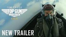 Top Gun: Maverick Official Trailer 2 (2020) Tom Cruise Action Movie