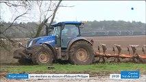 Réforme de la retraite : témoignage de Basile Faucheux, administrateur JA Loiret
