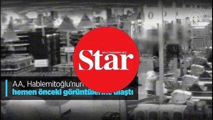 Hablemitoğlu'nun suikastten hemen önceki görüntülerine ulaşıldı