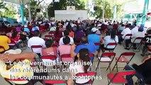 Le Mexique consulte les communautés indigènes sur le 'Train Maya'