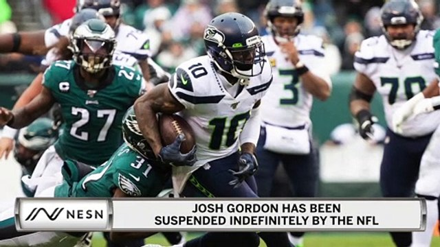 Josh Gordon Suspended Indefinitely By The NFL