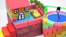 Learn Colors with Mad Mattr Wells Villa Cars Toys Nursery Rhymes Songs for Babies