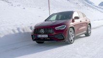 The new Mercedes-AMG GLA 35 Driving Video