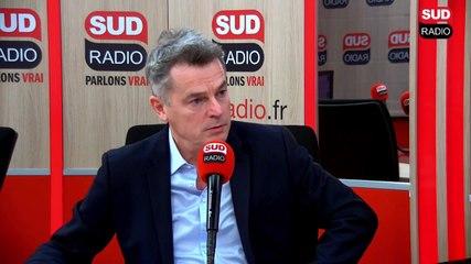 Fabien Roussel - Sud Radio mardi 17 décembre 2019