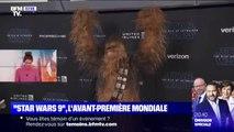 Cette nuit avait lieu l'avant-première mondiale de Star Wars 9