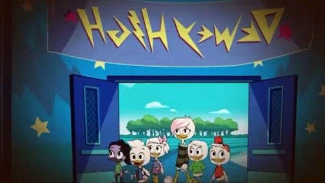 DuckTales S02E19 A Nightmare on Killmotor Hill