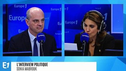 Jean-Michel Blanquer - Europe 1 mardi 17 décembre 2019