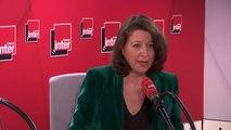 """Agnès Buzyn, ministre des Solidarités et de la Santé : """"Cette trêve est indispensable, je suis inquiète de l'état d'exaspération et de fatigue des Français, notamment en région parisienne (...). Faire une pause n'empêche pas de négocier"""""""