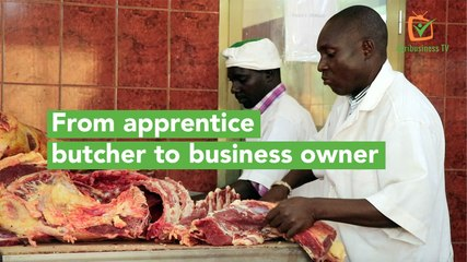 From apprentice butcher to business owner