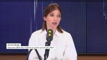 """Retraites, Jean-Paul Delevoye, retraite des sénateurs... le """"8h30 franceinfo"""" d'Aurore Bergé"""