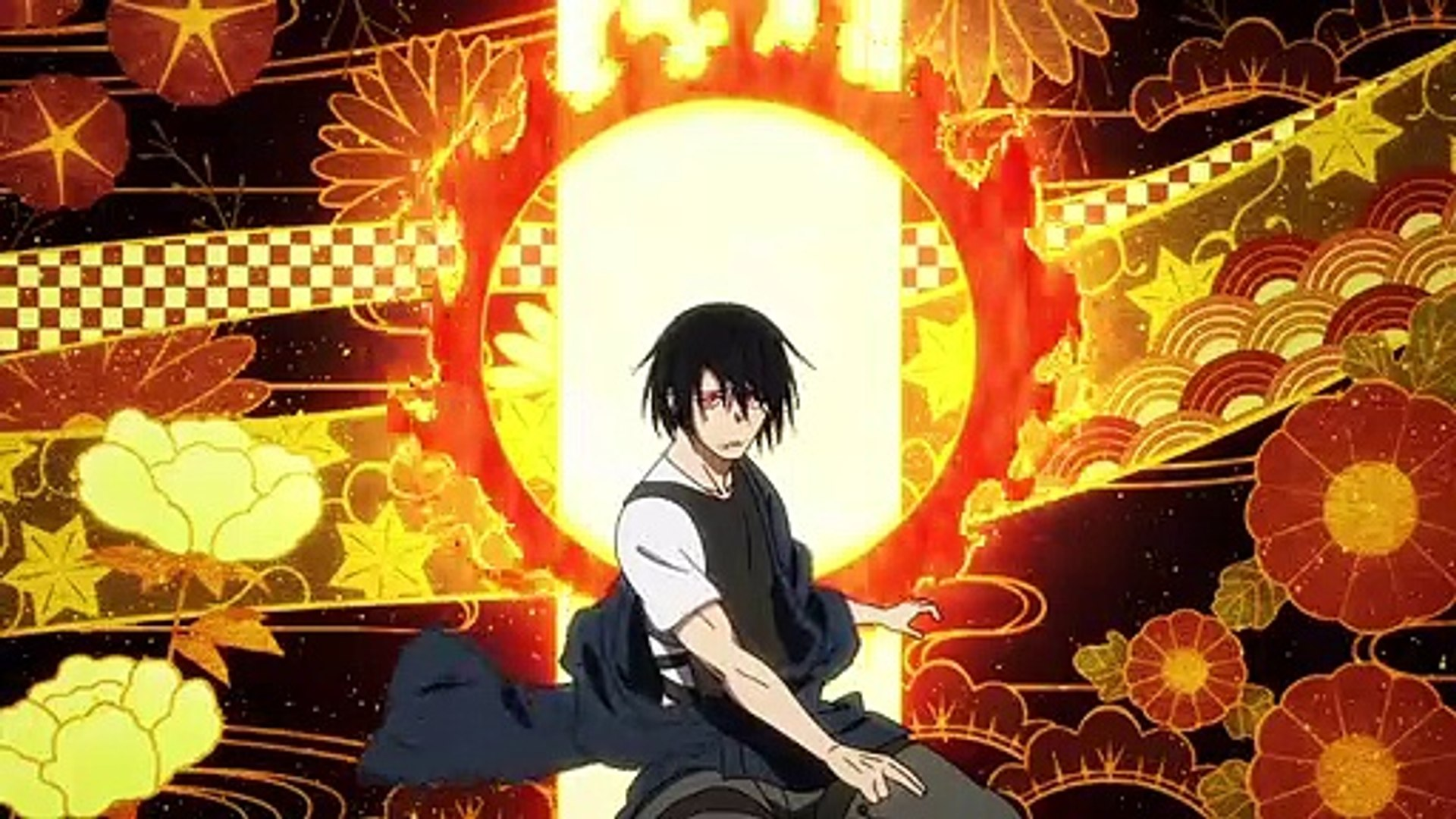 Fire Force Official Benimaru Vs Obi Fight English Dub Video Dailymotion Joker and benimaru descend into the holy sol temple. fire force official benimaru vs obi fight english dub