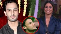 Bigg Boss 13: Asim Riaz's Brother Umar reacts on Hina Khan for supporting his brother | FilmiBeat