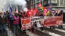 Grève du 17 décembre: forte mobilisation à Lorient