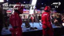 """Avant premiere de """"Star Wars: l'ascension de Skywalker"""" à Los Angeles"""