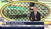 Dominique Marcel (Compagnie des Alpes) : Grève, quel impact pour la saison touristique des fêtes ? - 17/12