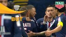 But Kylian MBAPPE (41ème) / Le Mans FC - Paris Saint-Germain - (1-4) - (LEMANS-PARIS) / 2019-20