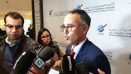 Déclaration M.Mohamed Hdid, président de la commission fiscalité et régime de change à la CGEM