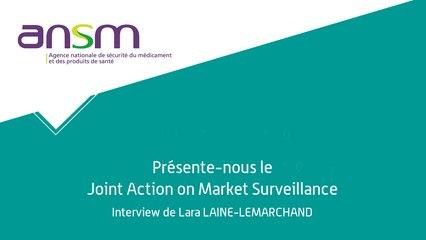 Interview de Lara LAINE-LEMARCHAND