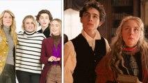 Saoirse Ronan, Timothée Chalamet, Laura Dern & Greta Gerwig Break Down a Scene from 'Little Women'
