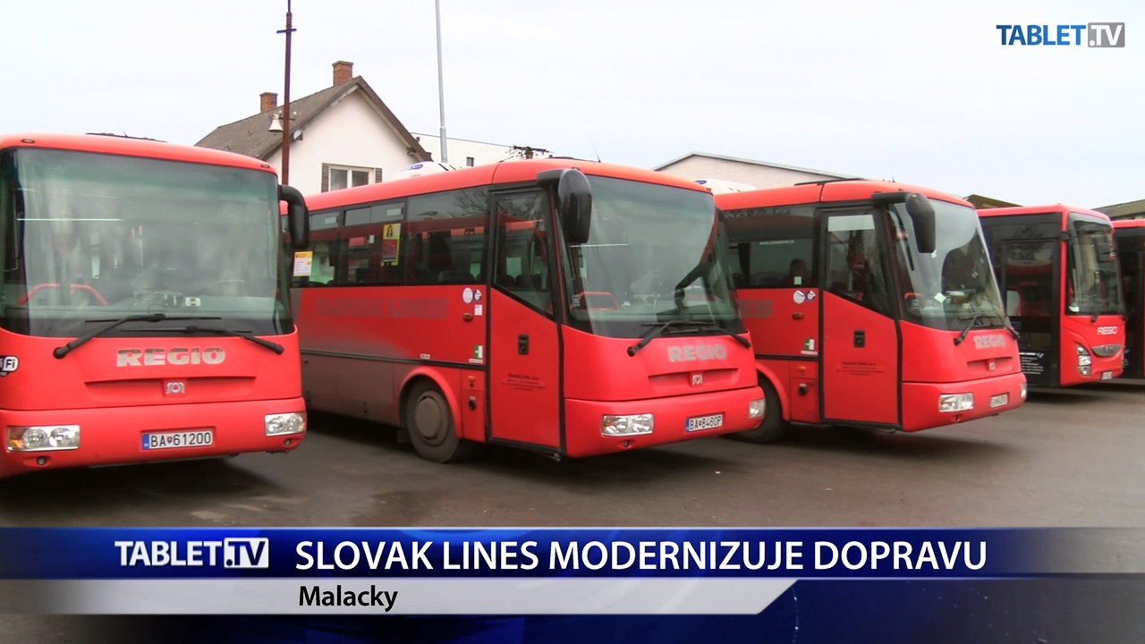 Autobusom priamo z Malaciek až do Viedne