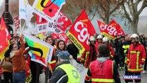 AVIGNON Plus de 5000 manifestants contre la réforme des retraites
