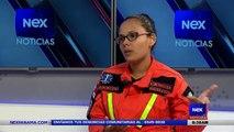Entrevista a Malitzie Rivera, jefa de reducción de riesgos - Nex Noticias
