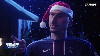 Merci Zlatan pour ce noël !