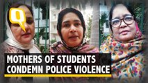 'They Are Kids Not Terrorists': Protesting Moms Remind Delhi Cops
