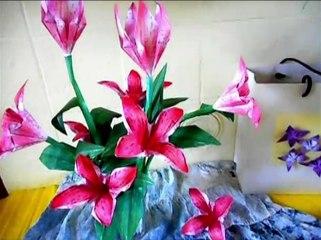 Origami Oriëntal Lily