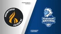 Promitheas Patras - MoraBanc Andorra Highlights | 7DAYS EuroCup, RS Round 10