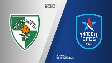 EuroLeague 2019-20 Highlights Regular Season Round 14 video: Zalgiris 68-74 Efes