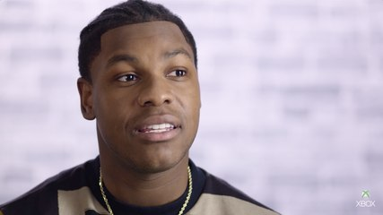 Esquire Exclusive: John Boyega Plays 'Star Wars Jedi: Fallen Order' on Xbox Sessions