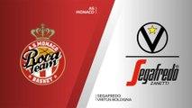 AS Monaco - Segafredo Virtus Bologna  Highlights | 7DAYS EuroCup, RS Round 10