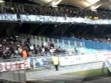 Stade Gerland - Mi-Temps contre Lyon