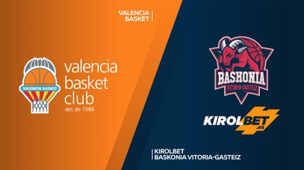 EuroLeague 2019-20 Highlights Regular Season Round 14 video: Valencia 105-77 Baskonia