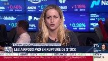 New York is amazing : les AirPods Pro en rupture de stock par Sabrina Quagliozzi - 17/12