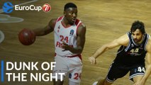 7DAYS EuroCup Dunk of the Night: Yakuba Ouattara, AS Monaco