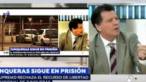 """Alfonso Rojo: """"Junqueras será muy bueno y se portará muy bien, pero es un supremacista"""""""