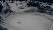 Dorian hits Bahamas as Category 5 storm