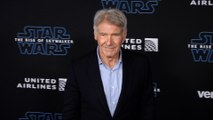 "Harrison Ford ""Star Wars: The Rise of Skywalker"" World Premiere Blue Carpet"