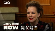 Film remakes, dream roles, and Tom Hanks -- Elizabeth Perkins answers your social media questions