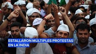 La 'ley antimusulmanes': Esto es lo que debes saber sobre las protestas
