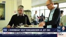 La France qui bouge : Overboat veut ringardiser le jet-ski - 18/12