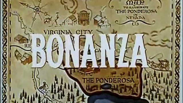 "Classic TV Westerns - Bonanza -  ""The Abduction"" (1960)"