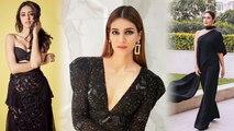 Deepika Padukone, Kareena Kapoor and other Bollywood Celebs looks Cute In Black Outfit   Boldsky